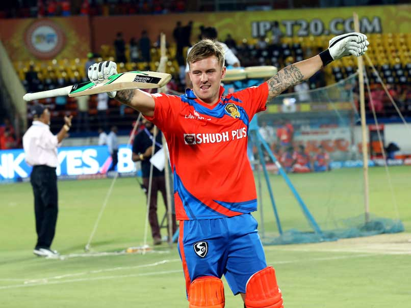 IPL 2017: Gujarat Lions' Jason Roy Heading Back To England