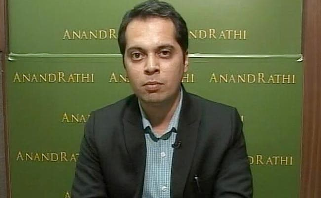 Jay Anand Thakkar of Anand Rathi said the Nifty indicates a bearish undertone in the near term