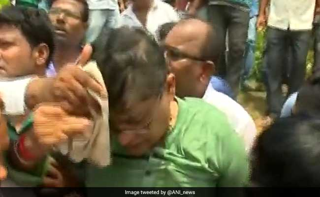 Eggs thrown at Lok Sabha MP Jay Panda
