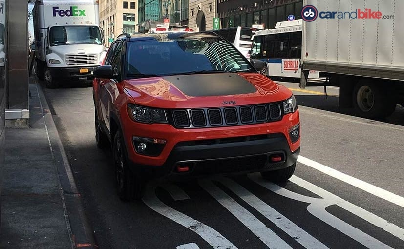 jeep compass trailhawk in manhatten