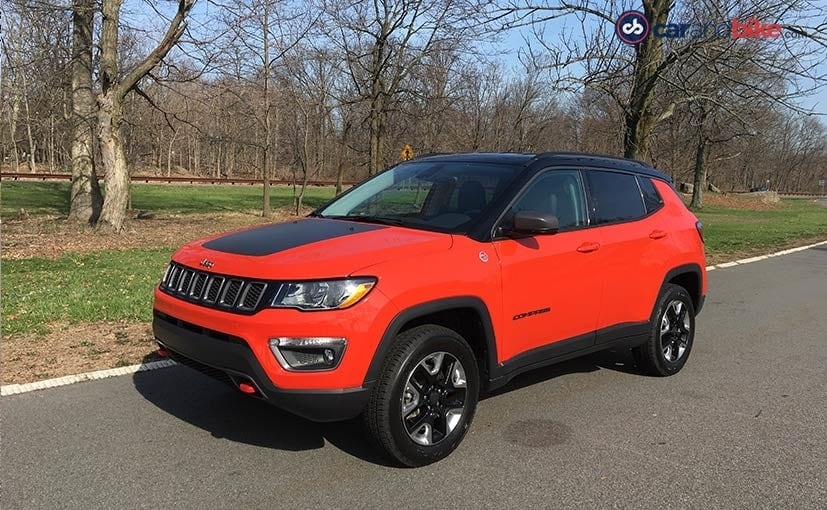 jeep compass trailhawk trim