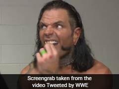 फिल्म नहीं हकीकत में भी मुक्के से टूटते हैं दांत, देखें WWE में जैफ हार्डी का हाल