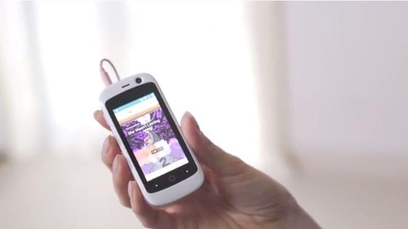 दुनिया का सबसे छोटा स्मार्टफोन हुआ लॉन्च, इसमें है 4जी एलटीई के साथ एंड्रॉयड नूगा