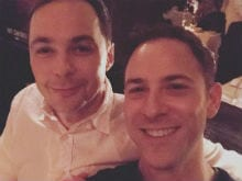 <i>Big Bang Theory</i>'s Jim Parsons Marries Boyfriend Todd Spiewak