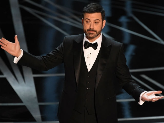 Jimmy Kimmel Will Host Oscars 2018