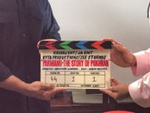 John Abraham Begins Shooting For <I> Parmanu-The Story Of Pokhran </i>