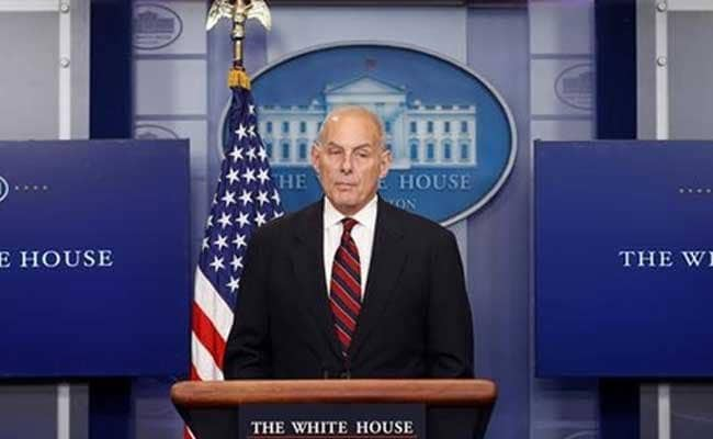 White House Chief Of Staff Calls For Special Counsel To Probe Democrats
