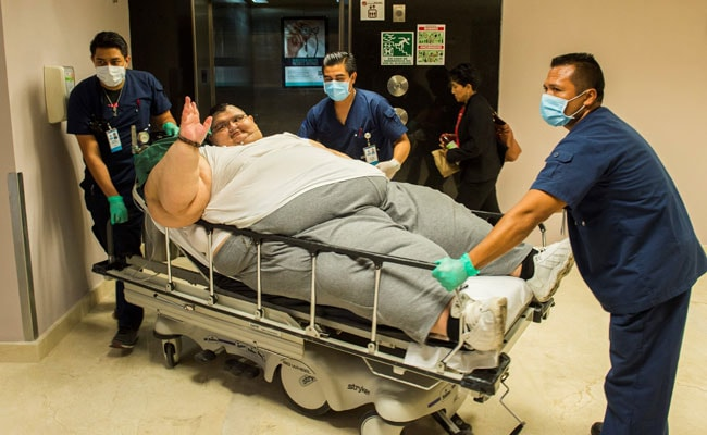 World's Heaviest Man Goes Under Knife In Mexico