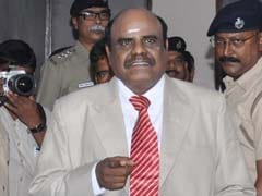 Justice (Retired) CS Karnan, At War With Supreme Court Judges, Arrested In Coimbatore
