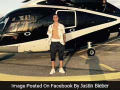 For Justin Bieber, Jacuzzi Backstage, Will Land At Mumbai Stadium By Chopper