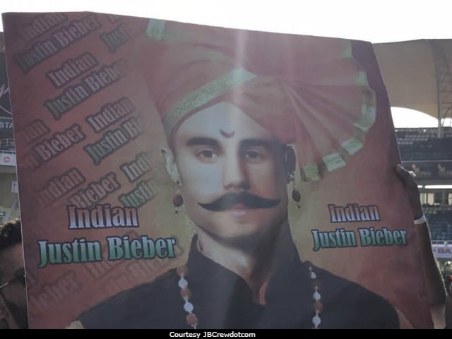 What If Justin Bieber Was A Marathi Royal? See Pic