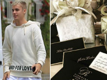 Justin Bieber Will Leave India With These Gifts, Including One For Mom From Rishi Kapoor's Daughter