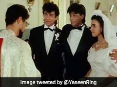 Shah Rukh Khan Likens Two Kolkata Knight Riders Stars To 'Kabhi Haan Kabhi Naa' Characters