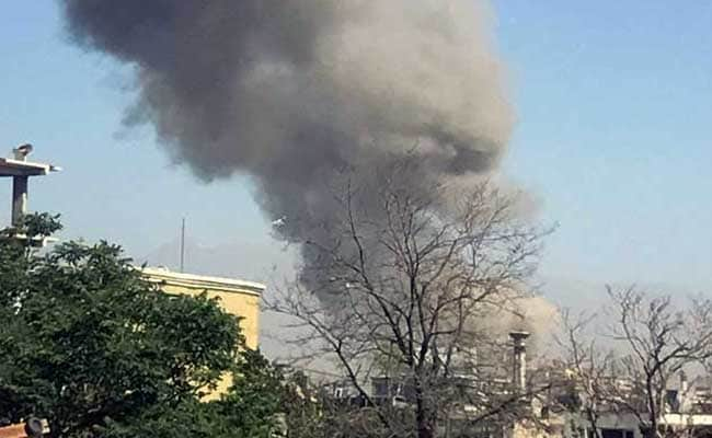 Blast Hits Police In Afghan Capital Kabul, At least 11 Killed And 25 Wounded
