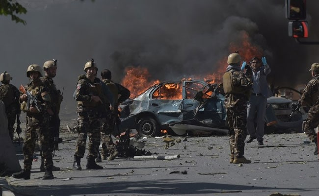 80 Killed In Kabul Blast, Afghan Says 'ISI Assisted Attack'
