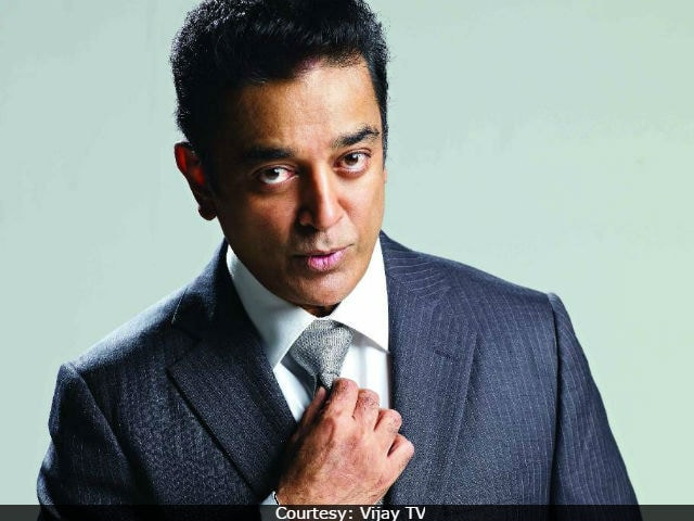 It's Official: Kamal Haasan Will Host Tamil Bigg Boss, Vijay TV Announces