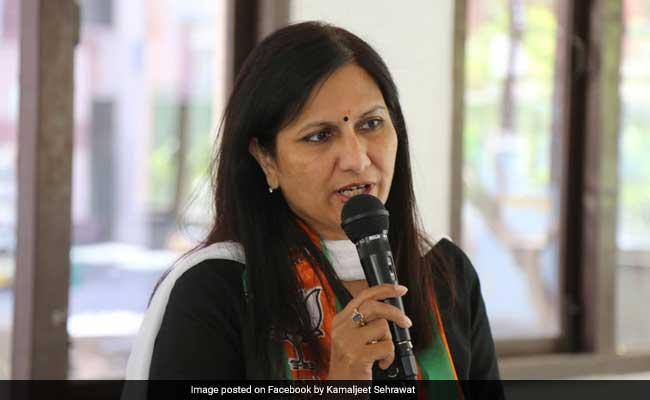 Kamaljeet Sehrawat Elected As South Delhi Mayor