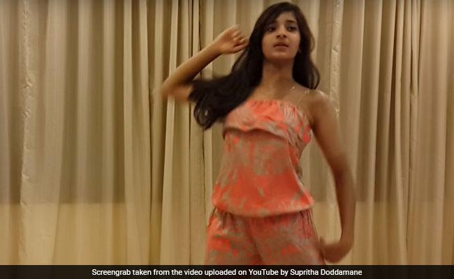 कैटरीना के गाने पर इस लड़की का डांस मचा रहा धमाल, एक करोड़ से ज्यादा बार देखा जा चुका है यह वीडियो