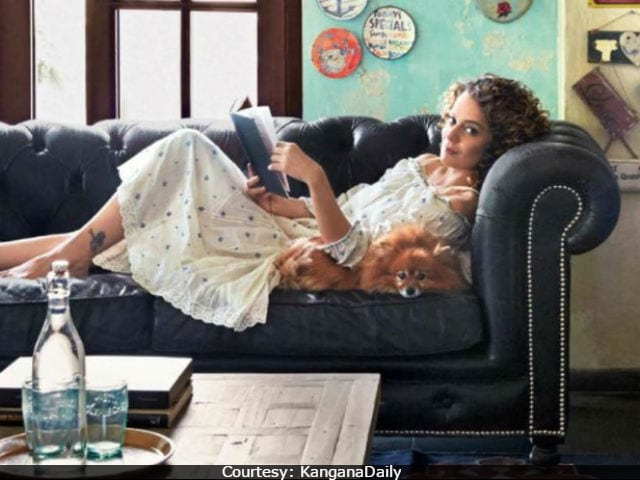 Celeb Homes: Inside Kangana Ranaut's Mumbai Bungalow. See Pics