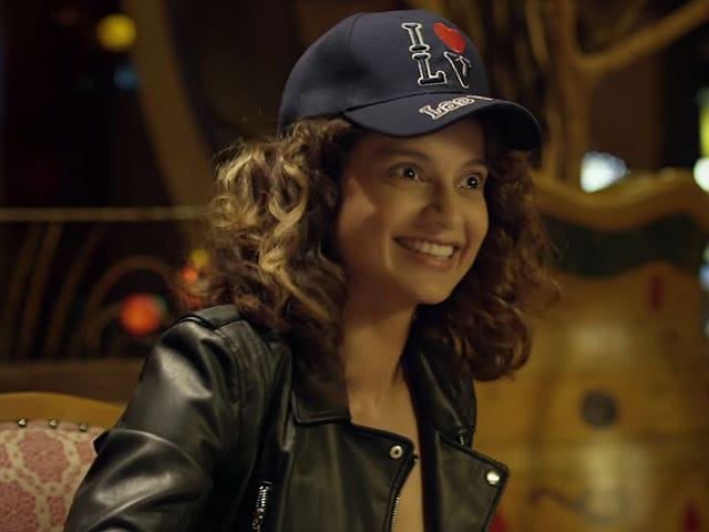 Simran Teaser: Kangana Ranaut's Laughter Is Infectious
