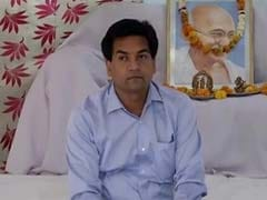Sacked AAP Minister Kapil Mishra Begins Hunger Strike, Has Question For Arvind Kejriwal
