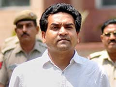 "Kapil Mishra, Accused Of Hate Speech, Attends ""Peace March"" In Delhi"
