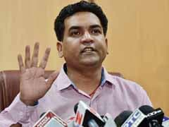 Twitter Removes Kapil Mishra's Tweet After Election Body's Request
