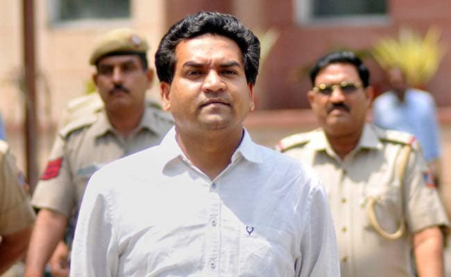 ACB records statement of Kapil Mishra