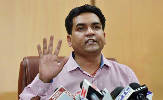 Arvind Kejriwal Sued By AAP Rebel Kapil Mishra Over 'Low Attendance'