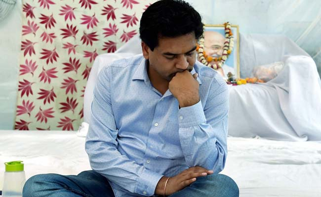 Kapil Mishra Should Be Hospitalised, Say Doctors