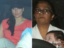 Kareena Kapoor Takes Taimur For An Outing. Here Are Pics
