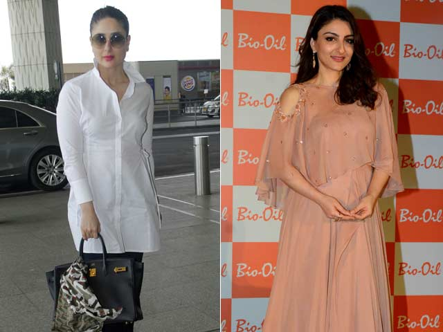 Kareena Kapoor Has Been 'Helpful' During Pregnancy, Says Mom-To-Be Soha Ali Khan