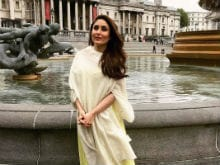 Kareena Kapoor Is Gorgeous In London Photoshoot. See Pics