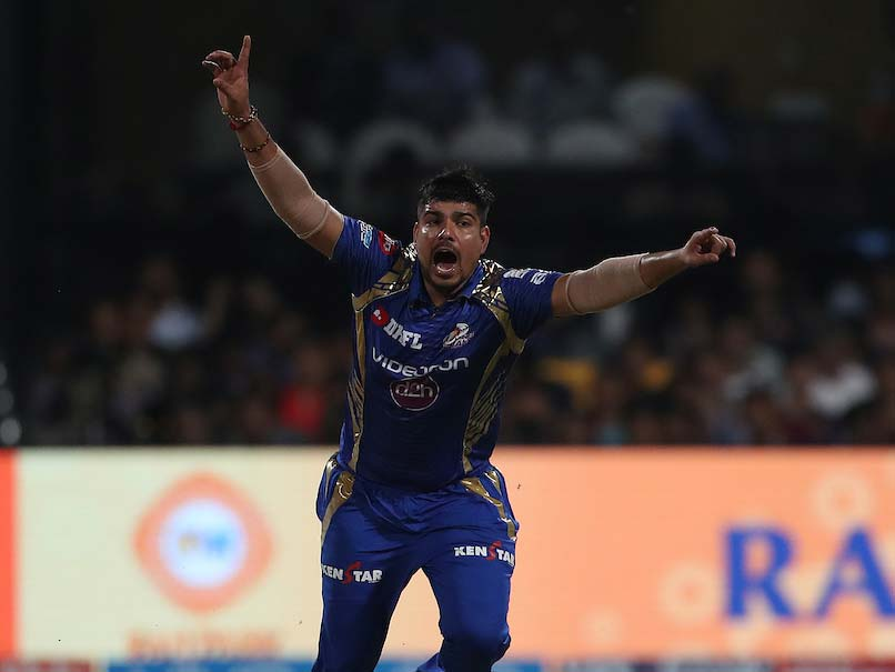 IPL 2017: Of Karn Sharma, Cake and Congratulations - How Mumbai Indians Celebrated Win Over Kolkata Knight Riders