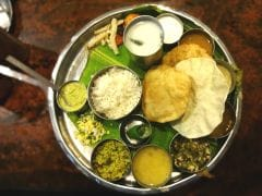 Karnataka Bhawan (Karnataka Food Centre): From Maharaja Thali to Bisibele Bath