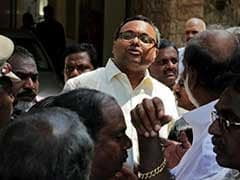 CBI Summons Karti Chidambaram In Aircel-Maxis Case