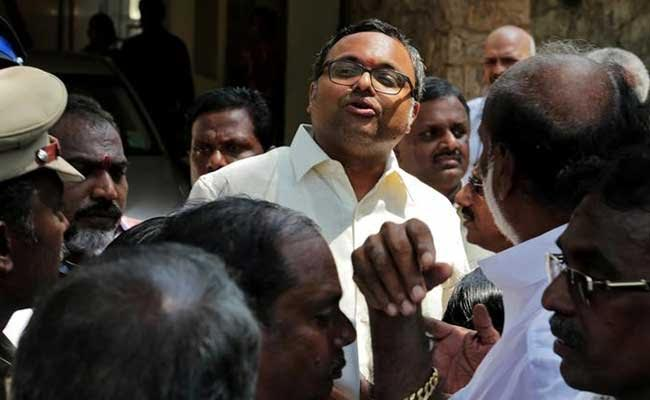 CBI again summons Karti in INX Media case