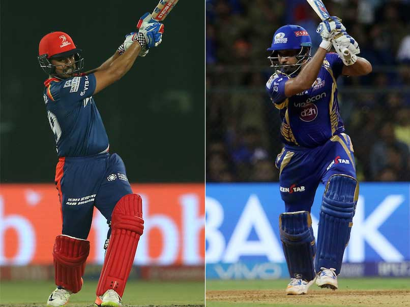 IPL: Delhi opt to field against Mumbai (Lead, correcting para one)