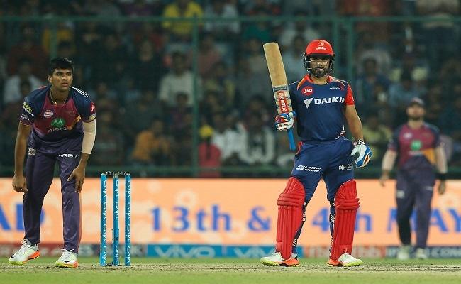 IPL RPSvsDD: दिल्ली ने पुणे को सात रन से हराया, 20 ओवर में 161 रन ही बना पाई स्टीव स्मिथ की टीम