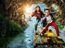 <I>Jagga Jasoos</i>: Ranbir Kapoor And Katrina Kaif's New Poster Reveals Release Date