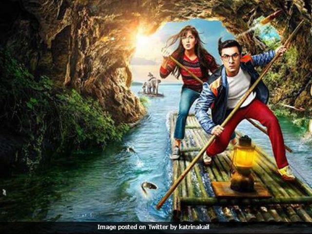 Jagga Jasoos: Ranbir Kapoor And Katrina Kaif's New Poster Reveals Release Date