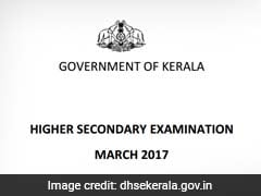 Kerala Higher Secondary Plus Two Result 2017: 83.37 Per Cent Qualifies For Higher Education