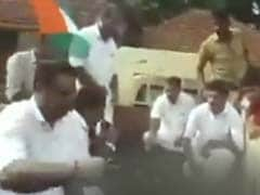 3 Kerala Youth Congress Workers Suspended Over Slaughtering Ox In Public
