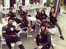 <I>Khatron Ke Khiladi</i> 8: Nia Sharma, Lopamudra Raut, Manveer Gurjar Share Highlights From Spain