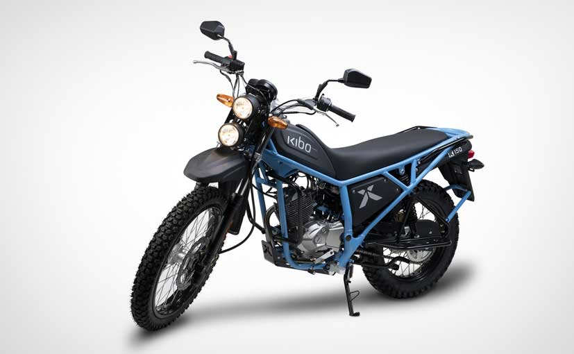 kibo k150 features a rugged frame