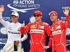 Monaco GP: Kimi Raikkonen Grabs Pole Ahead Of Sebastian Vettel, Disaster For Lewis Hamilton
