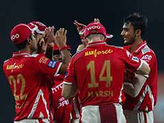 IPL 2017: Kings XI Punjab Beat Mumbai Indians by 7 Runs,  Stay in The Hunt