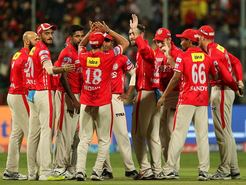 IPL 2017: Kings XI Punjab Beat Royal Challengers Bangalore by 19 Runs With An eye On Play-offs