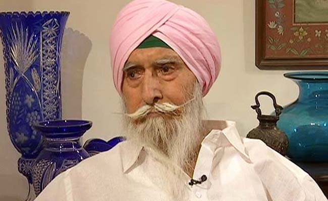 KPS Gill, 'Supercop' Who Rooted Out Militancy From Punjab, Dies At 82
