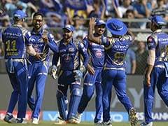 IPL MIvsKKR : मुंबई टीम ने केकेआर को हराया, अब 21 को पुणे से होगी भिड़ंत